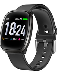 cheap -E102 Smart Watch Bluetooth Fitness Tracker Support Notify/ Heart Rate Monitor Sports Smartwatch compatible with IPhone/ Samsung/ Android Phons