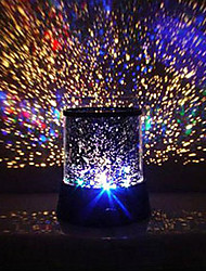 cheap -Amazing Romantic Colorful Cosmos Star Master LED Projector Lamp Night Light