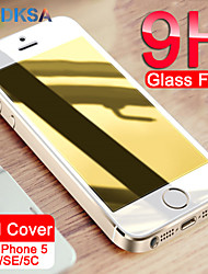 cheap -9h anti-burst protective glass on the for iphone 5s se 5c 5 screen protector tempered glass for iphone 5s se 5 4 4s film case