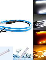 cheap -2pcs 30cm Wire Connection Car Light Bulbs LED Daytime Running Lights / Decoration Lights For universal All years