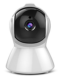 cheap -1080P 2MP AI Auto-tracking Indoor IP Camera SM2750-1213
