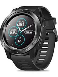 cheap -Zeblaze VIBE 5 Smart Watch BT Fitness Tracker Support Heart Rate Monitor & Notify Full View Display Outdoor Sports Smartwatch