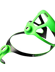 Недорогие -Велоспорт Бутылку воды клеткой Углеродное волокно Компактность Легкость Защитный Прочный Простота установки Назначение Велоспорт Шоссейный велосипед Горный велосипед Складной велосипед