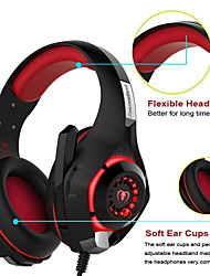 cheap -KOTION EACH GM-1 Gaming Headset Wired Gaming Stereo with Microphone with Volume Control