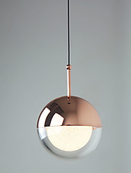 cheap -1-Light 1 pc Mini Pendant Light Hanging Lamp LED 5W Warm White / White LED Light Source Included / LED Integrated/ for Living Dinning Bed Room Office Lighting