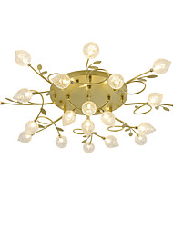 cheap -20 Bulbs JSGYlights 90 cm New Design Flush Mount Lights Metal Glass Novelty Painted Finishes Nordic Style Generic / G4