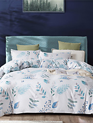 cheap -Duvet Cover Sets  Polyester  Printed 3 Piece Bedding Sets