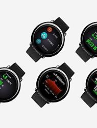 abordables -HUIMI Amazfit Hommes femmes Montre Connectée Android iOS Wi-Fi Bluetooth Imperméable Ecran Tactile GPS Moniteur de Fréquence Cardiaque Mesure de la pression sanguine ECG + PPG Minuterie Chronomètre