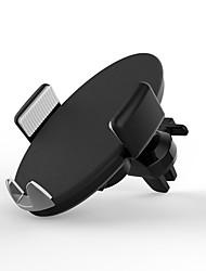 Недорогие -умный автомобиль беспроводное зарядное устройство держатель мобильного телефона qc3.0 (беспроводная розетка)