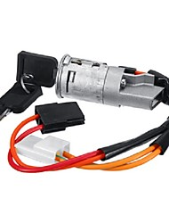 cheap -Lock Barrel Ignition Switch 2 Keys For Vauxhall Vivaro Renault Trafic Primastar