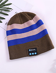 cheap -TW5 Bluetooth Headset Knitted Sunhat Travel Winter Hat Fashion New Music Sports Cap