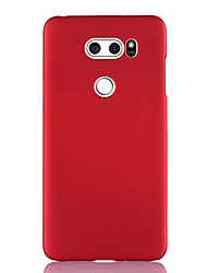 abordables -Coque Pour LG LG V40 / LG V50 / LG V30 Ultrafine Coque Couleur Pleine TPU