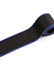 Недорогие -Универсальный декоративный стайлинг автомобиля авто наклейка на багажник, задний бампер, мягкая резина, защитные накладки