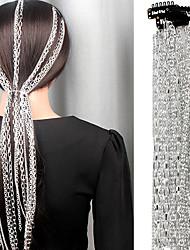 cheap -Women's Dainty Statement Vintage Aluminum Hair Clip Party School