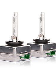 Недорогие -1 пара d3s автомобиль быстрый свет ксеноновая лампа 6000 К фары замена лампы для rv suv mpv автомобиль стандартное напряжение 12 В