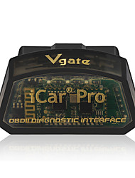 cheap -Vgate iCar PRO Bluetooth 4.0/WIFI OBD2 scanner for Android/IOS car diagnostic tool elm327 V2.1 iCar PRO Bluetooth Code Reader