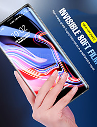 cheap -full cover soft hydrogel protective film for samsung galaxy s8 s9 plus note 8 9 s6 s7 edge screen protector film (not glass)