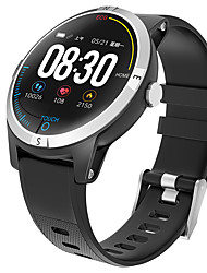 cheap -BoZhuo E101-B Men Smartwatch Android iOS Bluetooth Waterproof Heart Rate Monitor Blood Pressure Measurement Sports Calories Burned ECG PPG Stopwatch Pedometer Call Reminder Sleep Tracker Smart watch