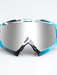 Недорогие -уникальные мотоциклетные очки для беговых лыж очки для велоспорта очки для занятий спортом на открытом воздухе оправа цветная рамка камуфляж - разноцветные линзы