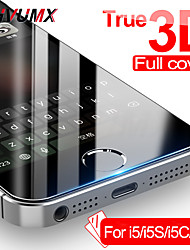 cheap -9h tempered glass for apple iphone 4s 5 5s 5c se anti-burst tempered screen protector glass on for iphone 5s se protective film