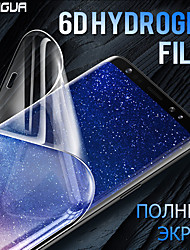 cheap -full curved soft protective for samsung galaxy s8 s9 plus screen protector hydrogel film for samsung note 8 film (not glass)