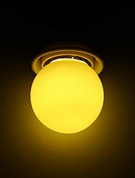 cheap -1pc 3W E27 LED Bulb with Round and Colored Earth Bulbs for Home Bar Party Festival Decorative Lighting Christmas Halloween 220 V