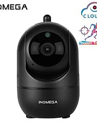 cheap -INQMEGA HD 1080P Cloud Wireless IP Camera Intelligent Auto Tracking Of Human Home Security Surveillance Night Vision Two Way Audio Cloud Storage CCTV Network Wifi Camera