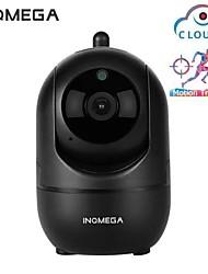 abordables -inqmega hd 1080p cloud caméra sans fil ip intelligent suivi automatique de la sécurité de la maison humaine surveillance vision nocturne bidirectionnelle audio stockage en nuage réseau cctv réseau wif