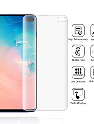 cheap -for samsung s10 plus clear soft hydrogel film tpu screen protector 6.4 inch sy