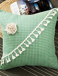 cheap -2 pcs Polyester Pillow Cover, Floral Modern Throw Pillow