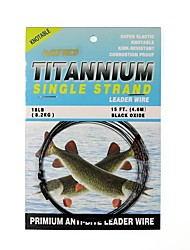 cheap -Fly Line Fishing Line 10M / 11 Yards Titanium 100LB 75LB 65LB