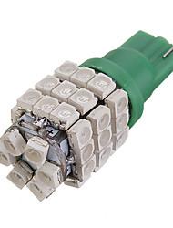 cheap -2pcs Green T10 LED 1206SMD 42 Bulb Car Interior Wedge Light Bulbs