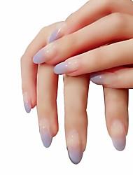 cheap -24pcs Hard Plastic / Plastic+PCB+Water Resistant Epoxy Cover / Organic Plastic Display Nail Art Drill Bits Nail Foil Striping Tape For nail art Manicure Pedicure Romantic / Cute