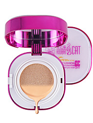 cheap -2 Colors Wet Moisture / Long Lasting / Uneven Skin Tone Universal / Nursing / Daily # Traditional / Fashion Waterproof / Easy to Use / Comfy Makeup Cosmetic Wet