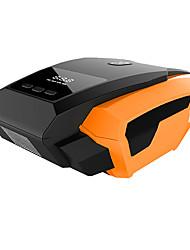 cheap -Mini Electric Cars Inflatable Pump 12V Air Compressor Portable Automobile Tire Inflator