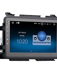 Недорогие -8 дюймов 1 din android 8.0 4 ГБ 32 ГБ автомобильный GPS-навигатор с сенсорным экраном автомобильный DVD-плеер для Honda Hr-V грн 2014-2017