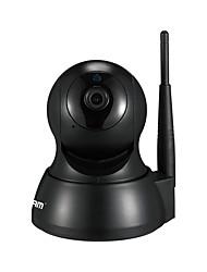 Недорогие -escam qf007 720p p2p wifi ip-камера ночного видения камера обнаружения движения