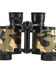 cheap -High-definition dual-barrel 8X30 low-light night vision camouflage outdoor portable binoculars