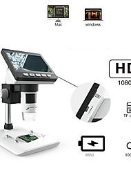 Недорогие -практический электронный микроскоп абс 1080p inskam307 4,3-дюймовый дисплей в режиме реального времени видео инструмент очистки уха фото осмотр
