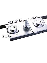 cheap -Double Lock Core Lock Body Fireproof Security Door Stainless Steel Lock Body Zinc Alloy Quality Durable Lock Body