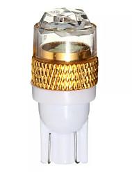cheap -T10 W5W 5630 LED Car Wedge Side Light 2 SMD White 6000K 168 194 12V