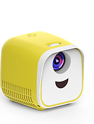 cheap -vivibright L1 LED Projector 1000 lm Other Support