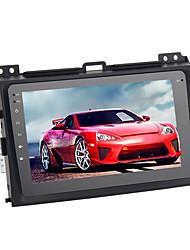 Недорогие -8-дюймовый Android 8.0 4G RAM 32G ROM GPS-навигатор с сенсорным экраном автомобиля MP5-плеер автомобиля DVD-плеер для Toyota Prado 2004-2009