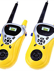 cheap -Toy Walkie Talkies Stress Reliever Parent-Child Interaction with Screen Kid's 2 pcs Toy Gift