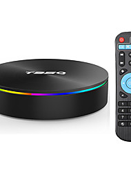 cheap -T95Q Android 8.1 Set Top Box 4GB 64GB Smart IPTV 4K HD DDR3 Amlogic S905X2 Quad Core 2.4G&5G Dual WiFi H.265 Home Media Player