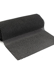 cheap -150CM*30CM Multipurpose Non-Slip Mat Black Anti Slip Mat Roll  for Home Office Cars Caravans Use - Can Be Cut to Any Size Easily