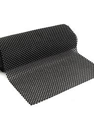 abordables -Tapis anti-dérapant polyvalent noir 150cm * 30cm pour utilisation de caravanes - peut être coupé à n'importe quelle taille facilement