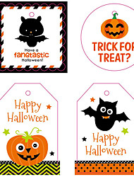 cheap -Classic Theme / Vintage Theme / Rustic Theme Stickers, Labels & Tags - 50 pcs Irregular Labels All Seasons