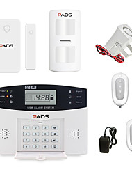 cheap -Wireless GSM Alarm System Burglar Alarm Home Security System