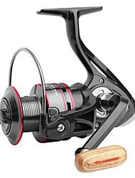 cheap -Fishing Reel Spinning Reel 5.5:1 Gear Ratio+7 Ball Bearings Hand Orientation Exchangable Sea Fishing / Bait Casting / Ice Fishing - GSML4000 / Jigging Fishing / Freshwater Fishing / Carp Fishing
